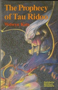 The Prophecy of Tau Ridoo cover